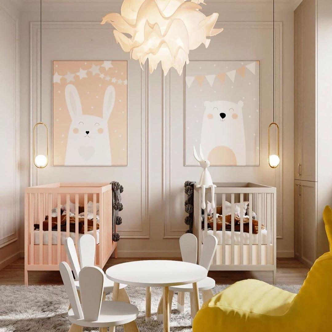 Дизайн детских в классическом стиле 7