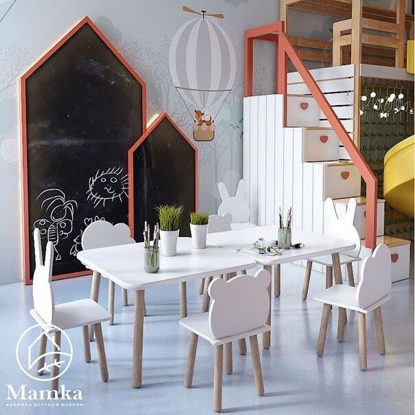 Дизайн детской мебели в форме домика 8