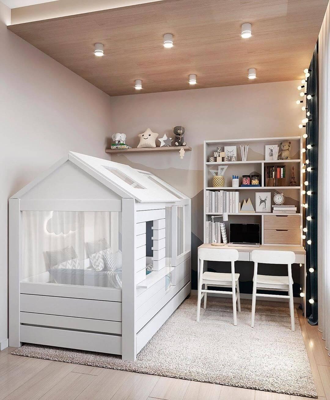 Дизайн комнаты для дошкольника 1