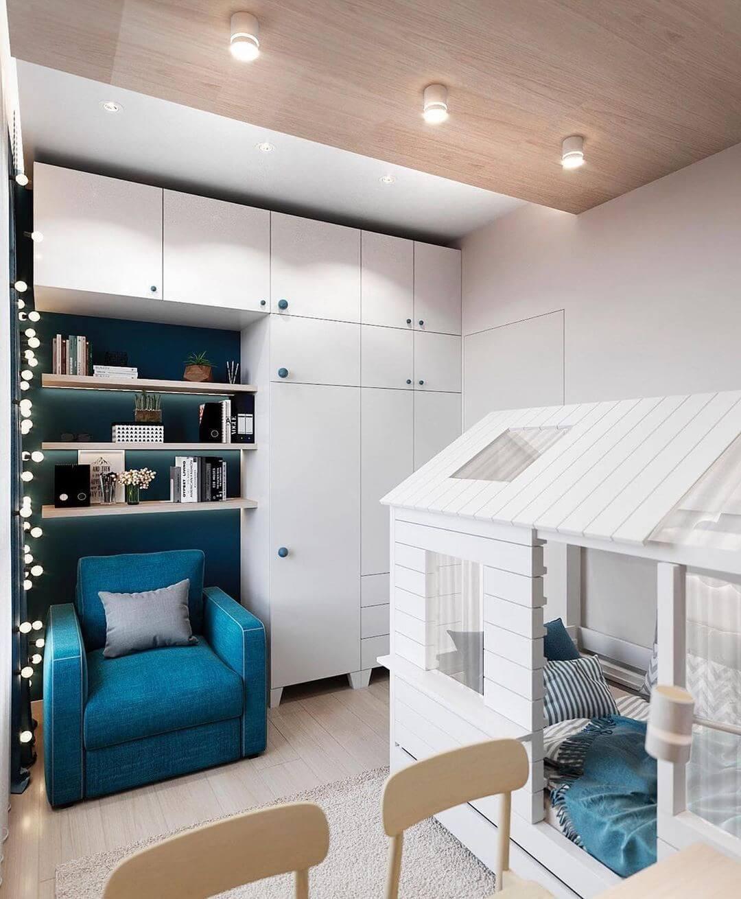 Дизайн комнаты для дошкольника 2