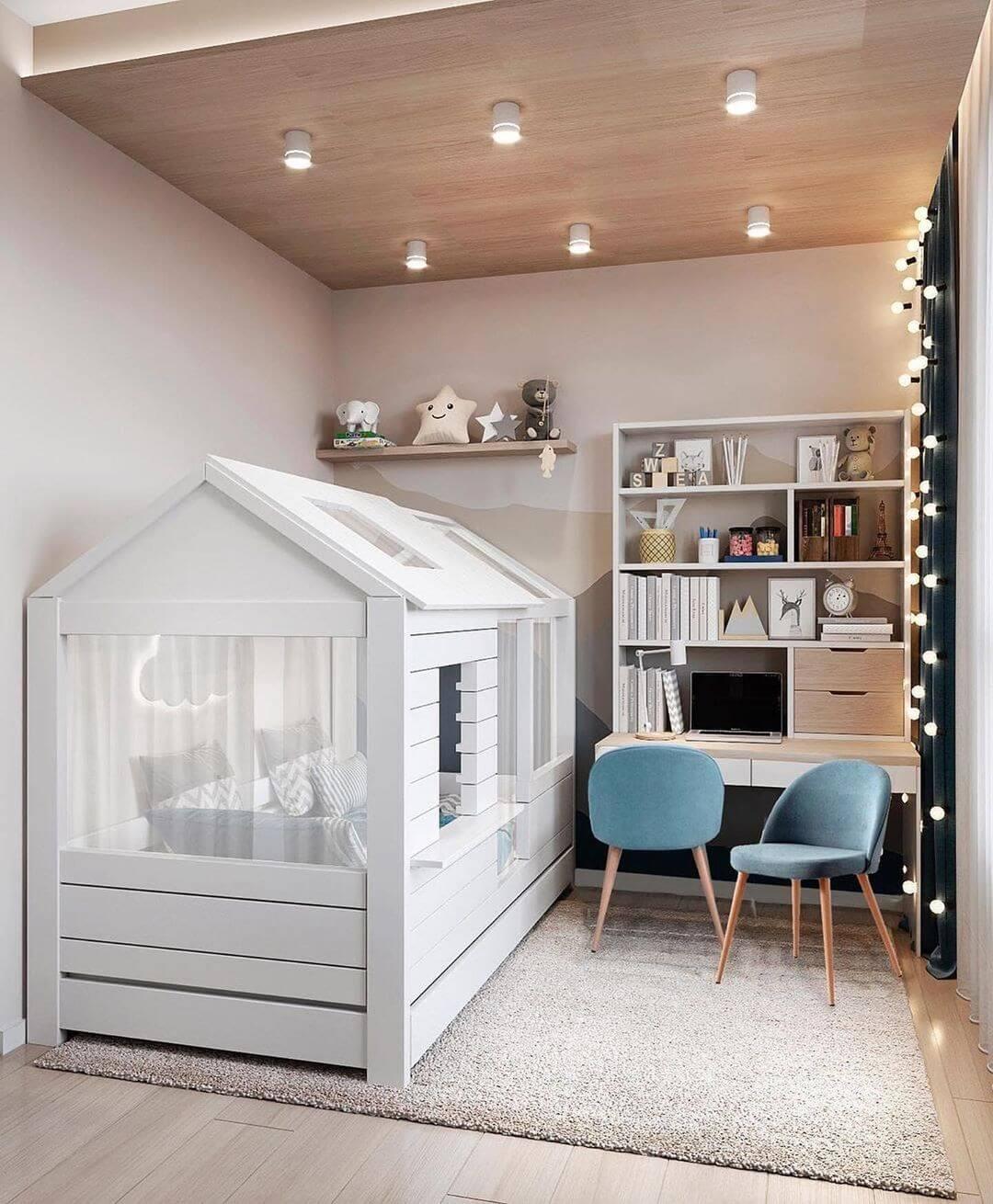 Дизайн комнаты для дошкольника 3