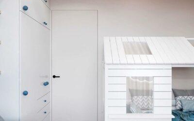 Функциональный дизайн комнаты для дошкольника — для игр, сна и развития