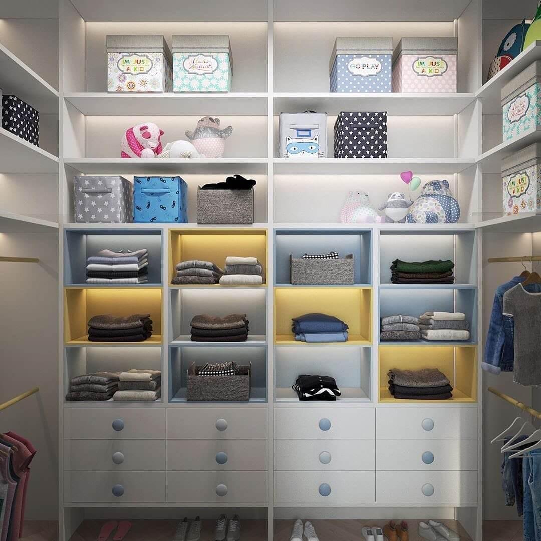 Дизайн комнаты для мальчика-школьника 6