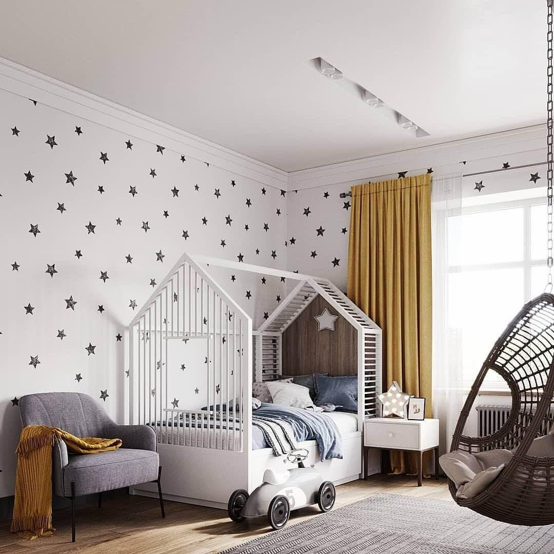 Дизайн комнаты для мальчиков и девочек 1
