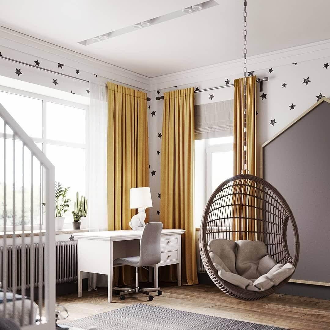 Дизайн комнаты для мальчиков и девочек 3