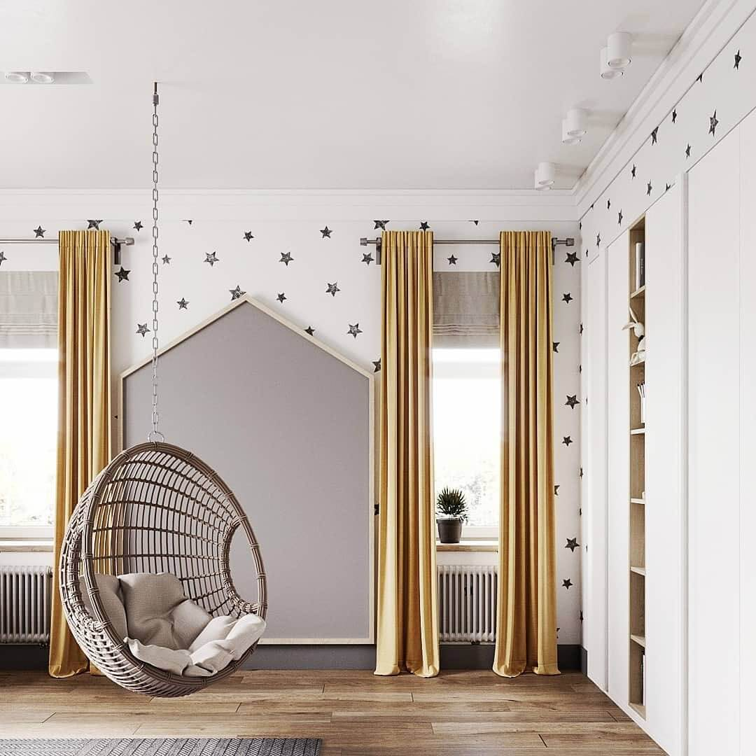Дизайн комнаты для мальчиков и девочек 4