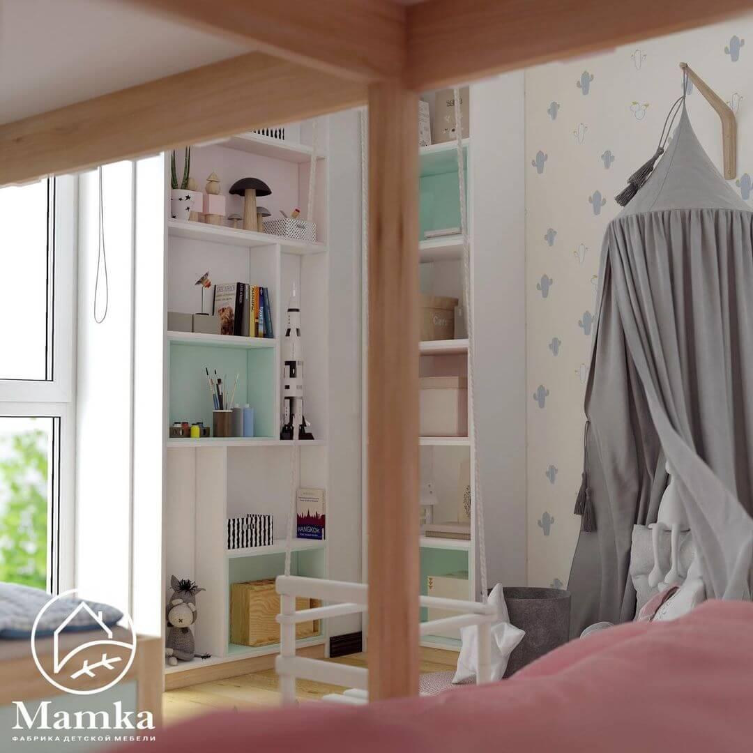 Дизайн комнаты для разнополых детей 5