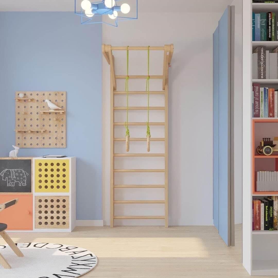 Дизайн-проект комнаты для мальчика 3