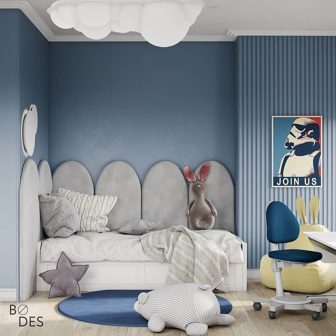 Дизайн-проекты детских спален 2