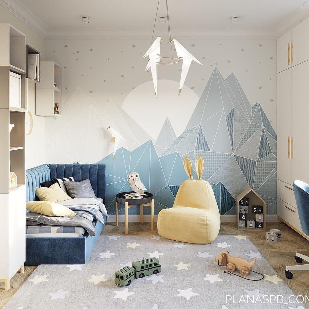 Дизайн-проекты детских спален 5