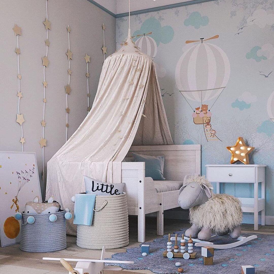 Дизайн-проекты детских спален 6