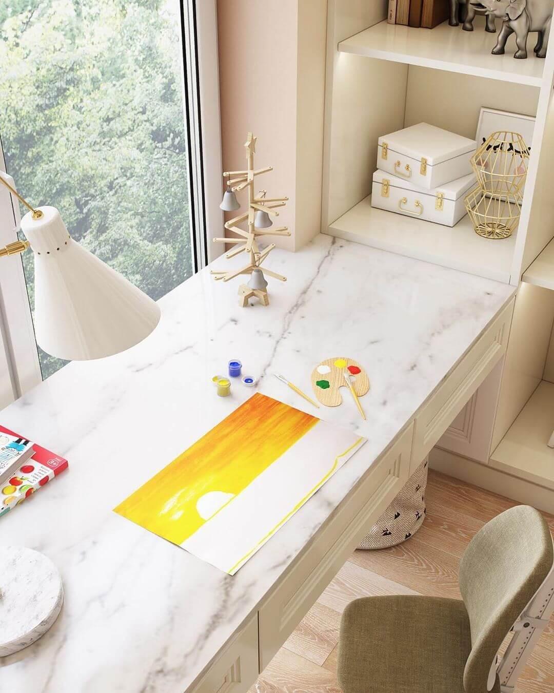 Дизайн спальни для маленькой девочки 8