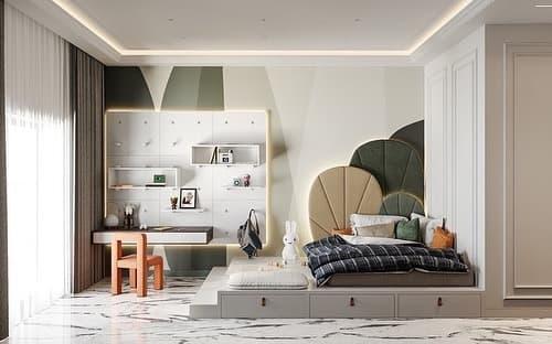 Дизайн спальни для подростка 1