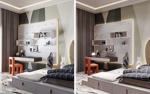 Дизайн спальни для подростка 2