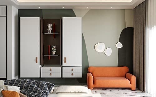 Дизайн спальни для подростка 3