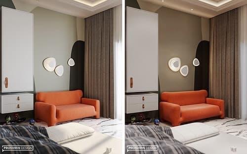 Дизайн спальни для подростка 4