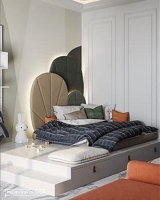 Дизайн спальни для подростка 5