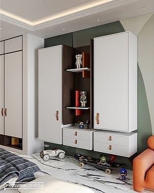 Дизайн спальни для подростка 6