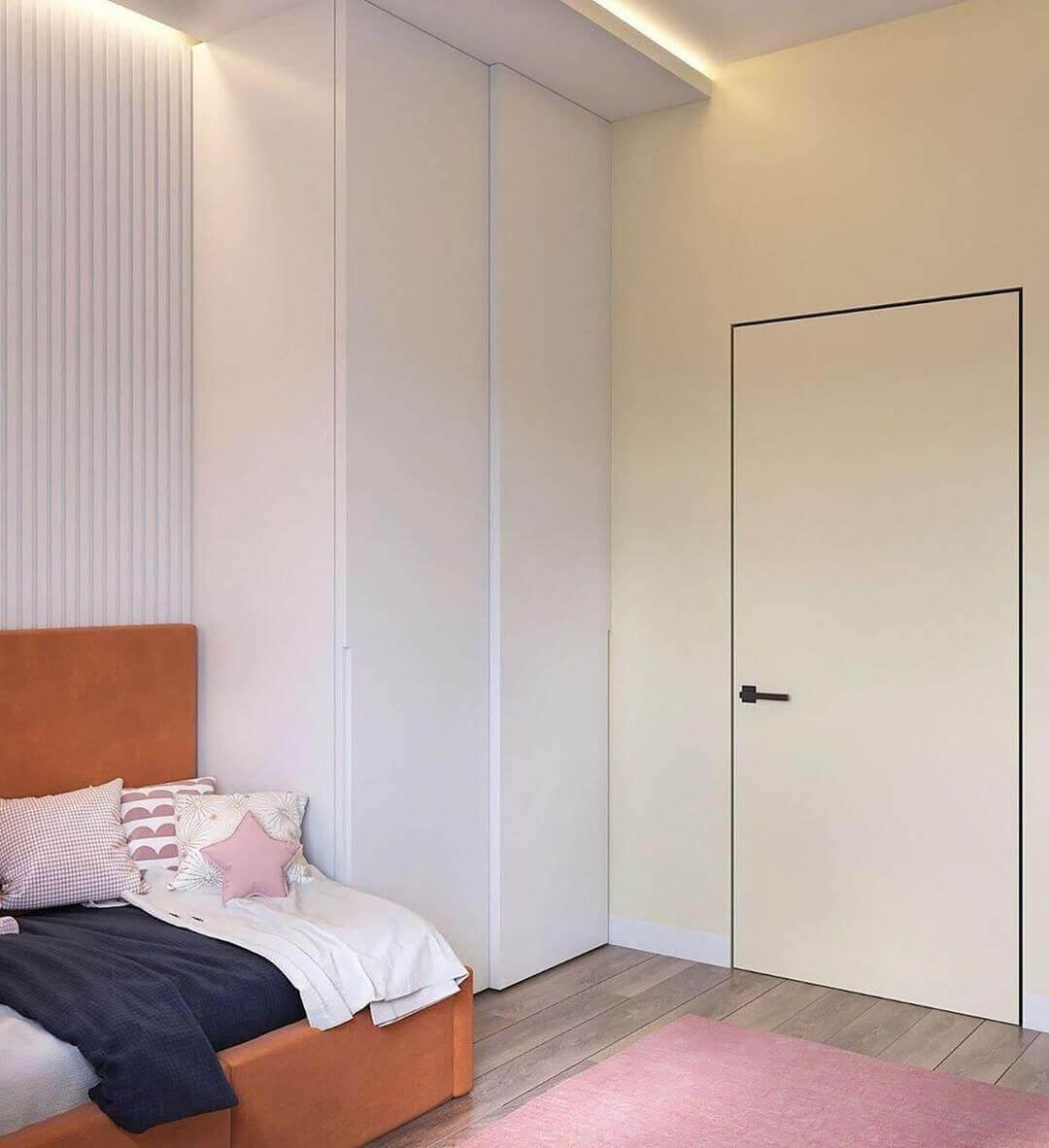 Дизайн спальни подростка в лаконичном стиле 4