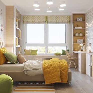 Дизайн детских - фабрика детской мебели Mamka™