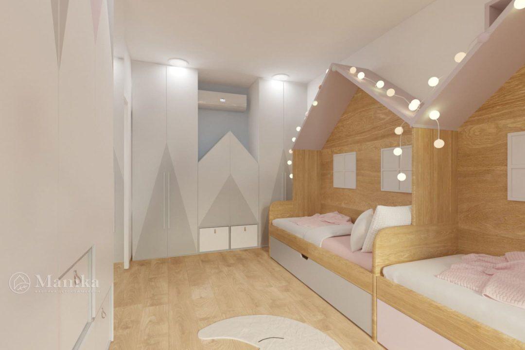 Дизайн детской комнаты фото 3-5