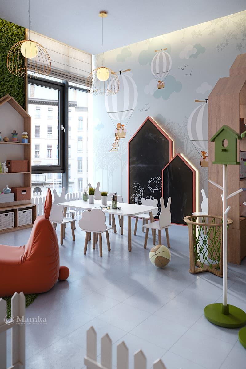 Дизайн детской комнаты фото 5-1