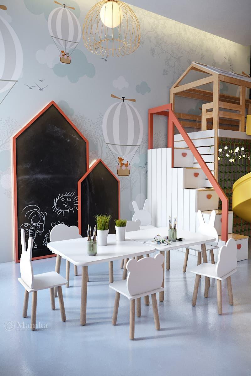 Дизайн детской комнаты фото 5-4
