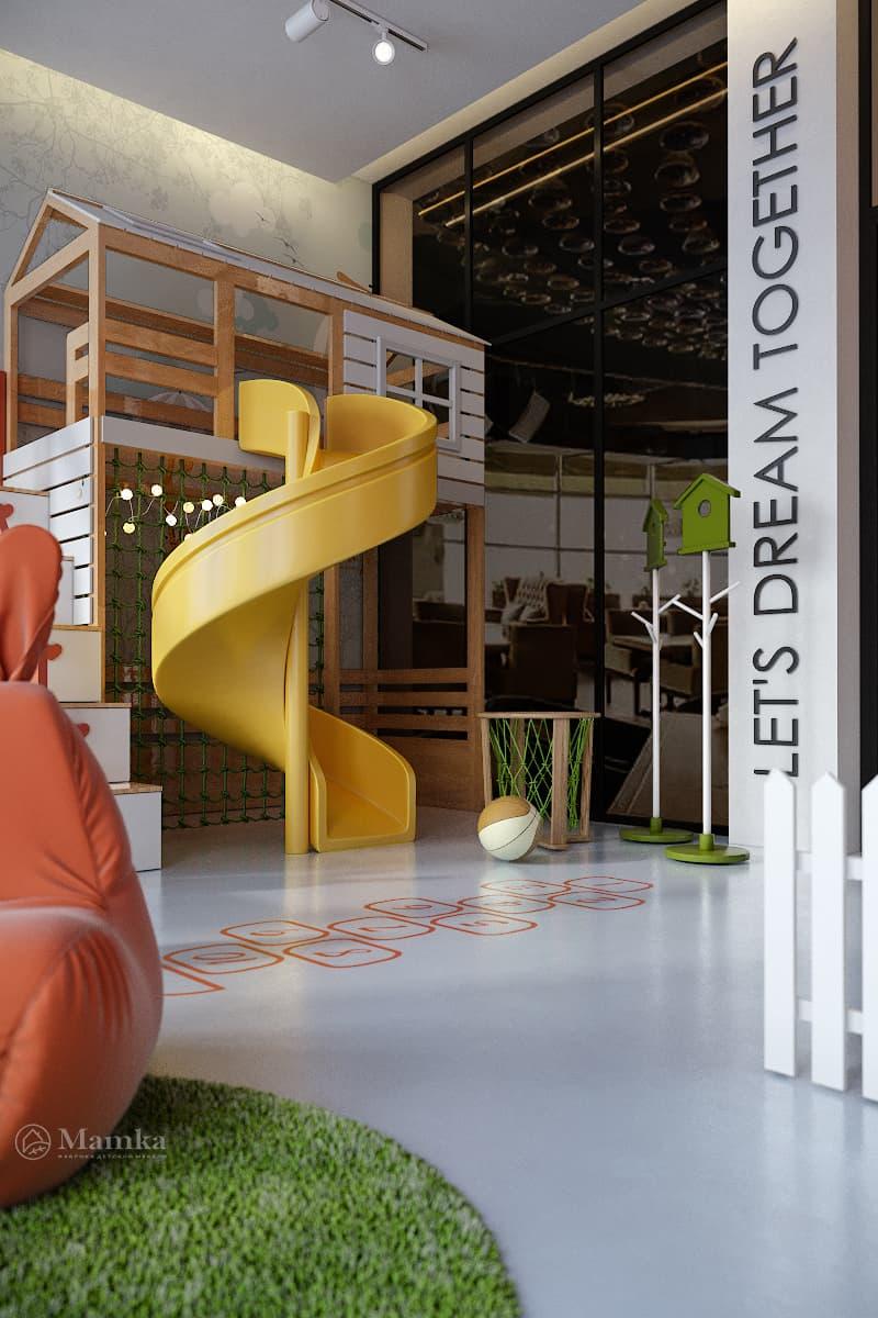 Дизайн детской комнаты фото 5-6