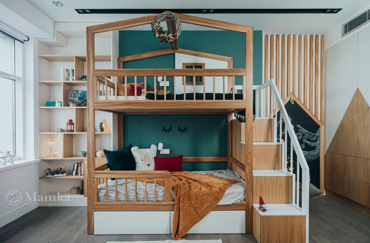 Дизайн детской комнаты живое фото 12