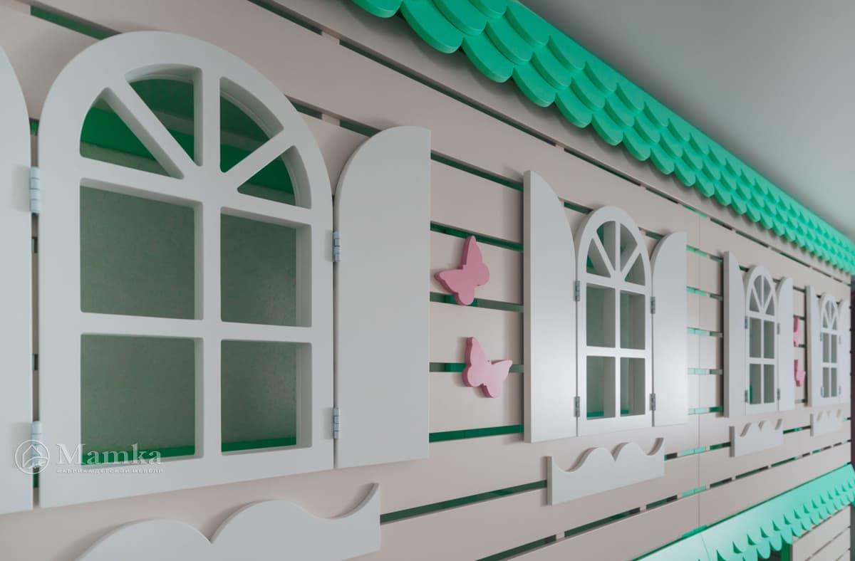 Дизайн детской комнаты живое фото 14