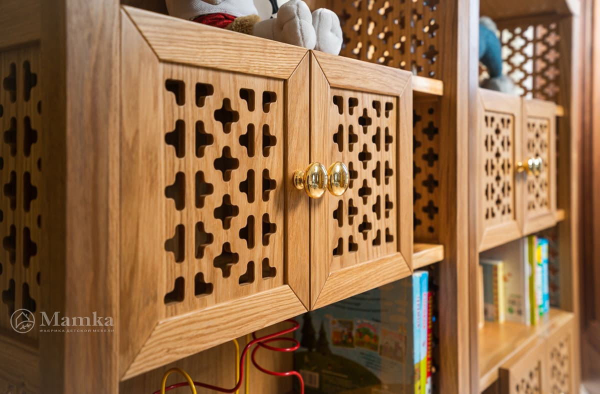 Дизайн детской комнаты живое фото 6