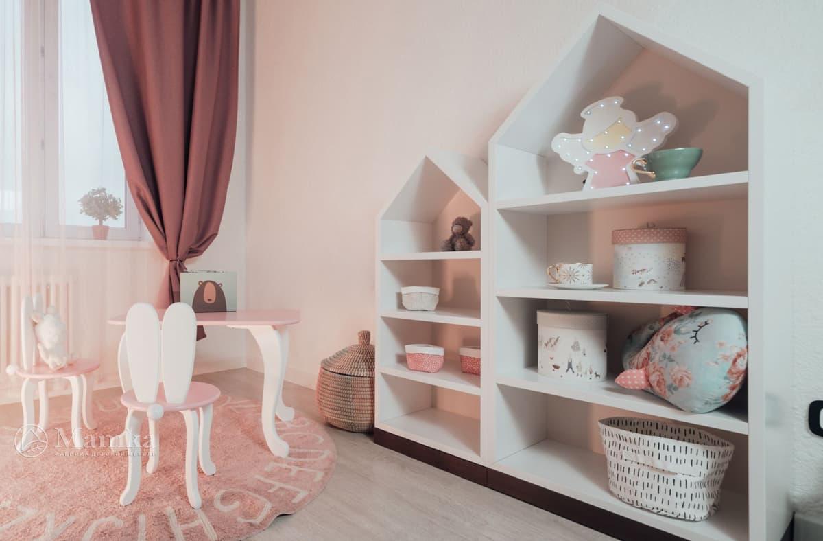 Дизайн детской комнаты живое фото 9