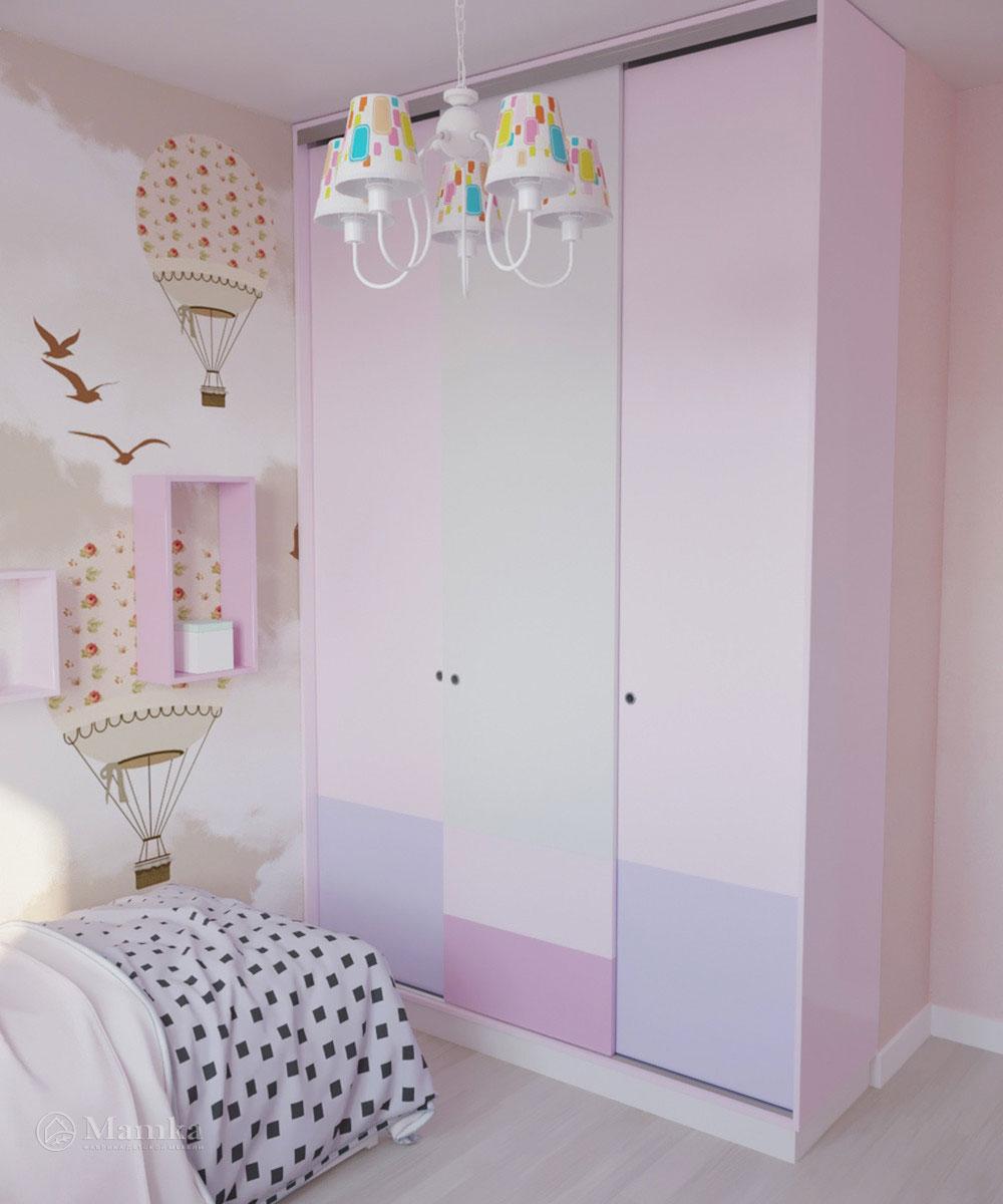 Дизайн детской комнаты для девочки с ноткой волшебства 5