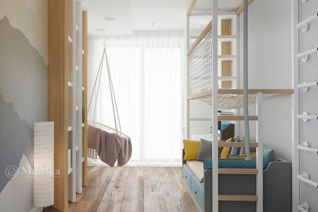 Дизайн детской комнаты фото 5-2