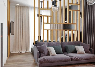 Дизайн комнаты подростка в минималистичном стиле