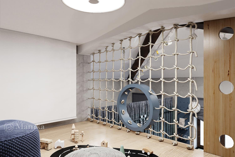 Дизайн детской комнаты фото 8-2