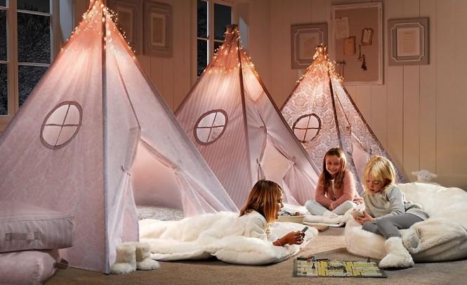 Дизайн комнаты для девочки в пастельных тонах