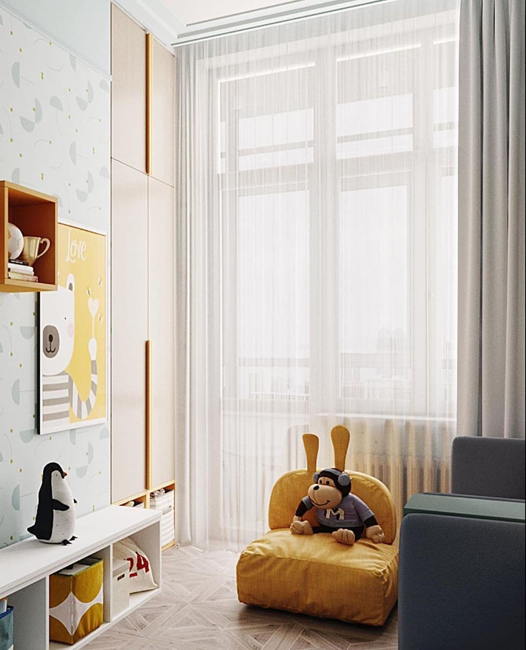 Эксклюзивная детская мебель под заказ 5
