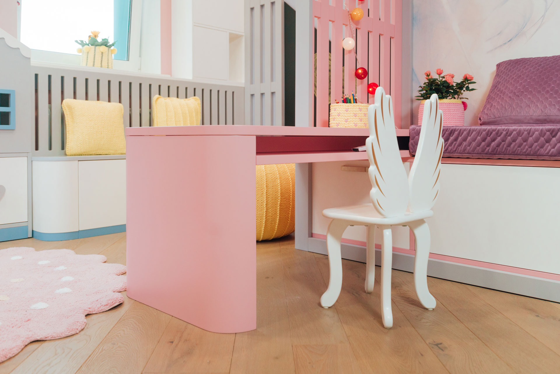 Элитная детская мебель в Москве фото 7