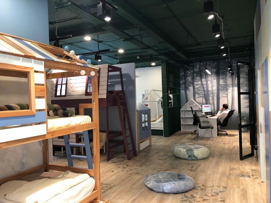 Фабрика детской мебели Мамка 1