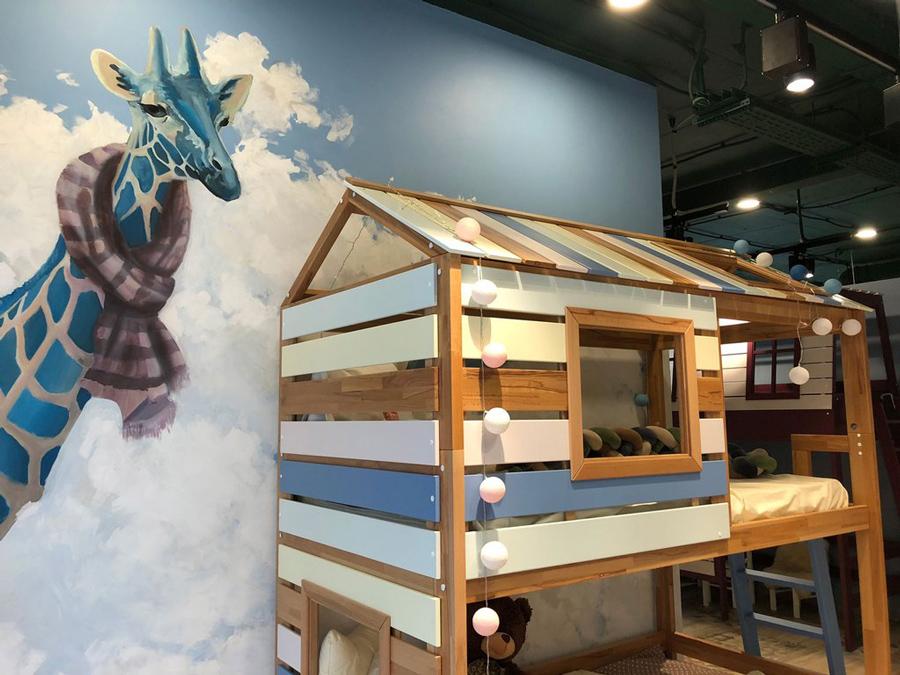 Фабрика детской мебели Мамка 4