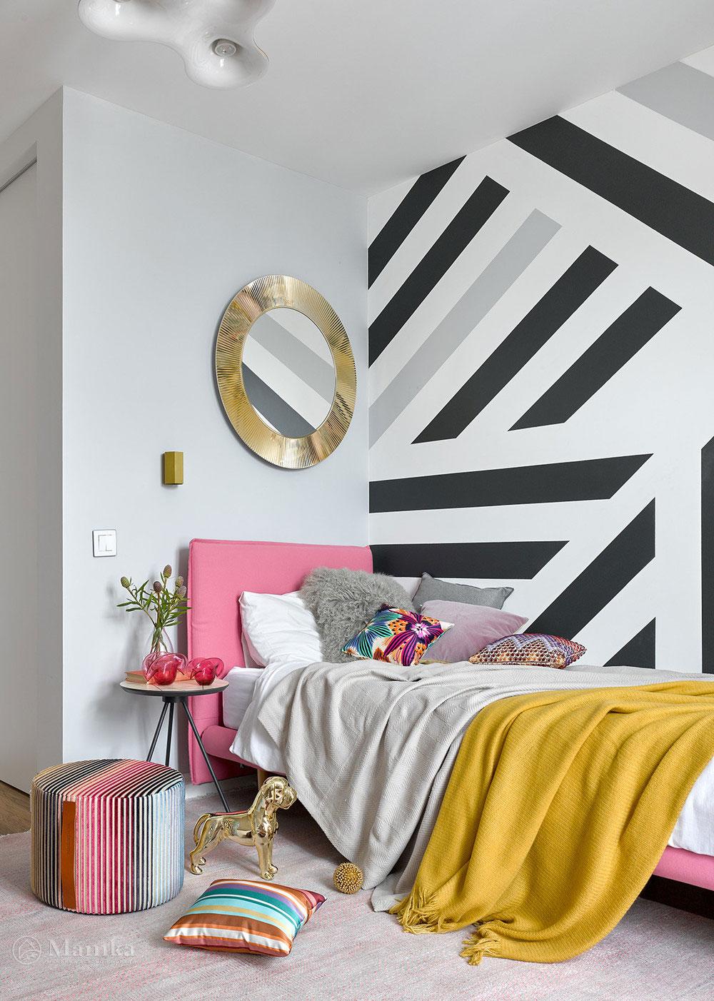Идеи детской комнаты для девочки в современном стиле 1