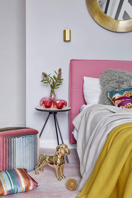 Идеи детской комнаты для девочки в современном стиле 2