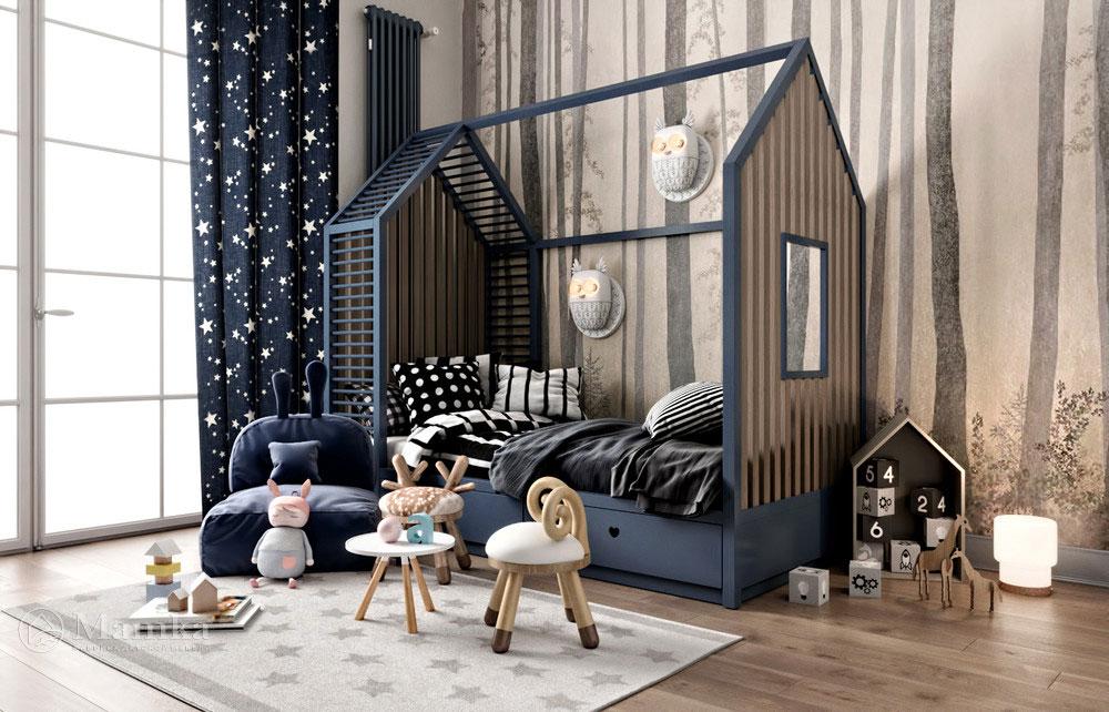 Интересные идеи для детской комнаты мальчика 2