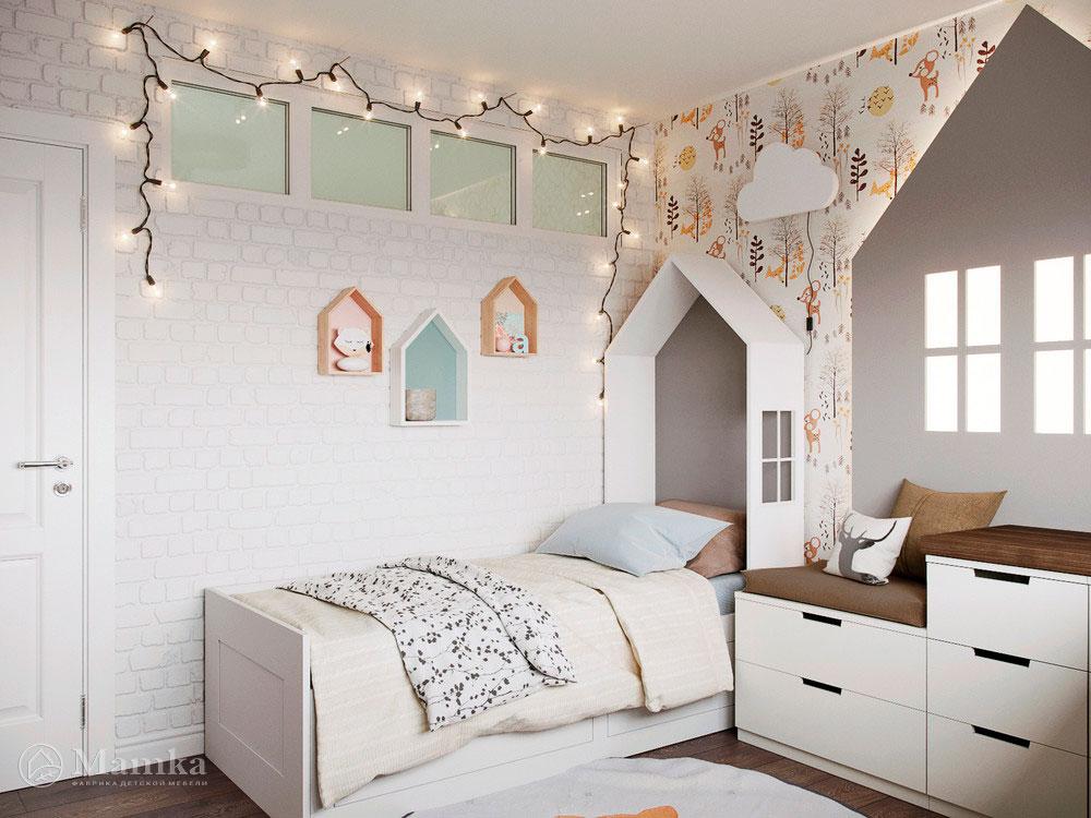 Интересные идеи для детской комнаты мальчика 3