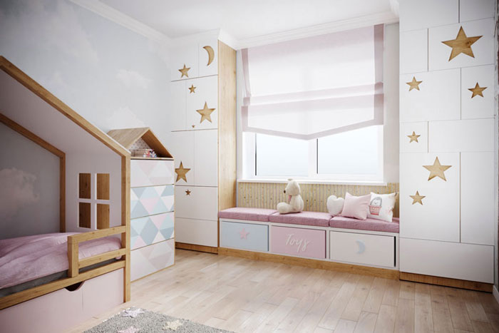 Мебель на заказ в Москве 6