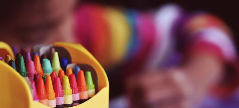 интуитивное рисование ребенка фото