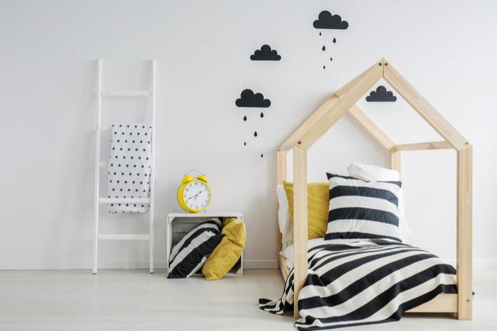Как организовать комнату для двоих детей 4