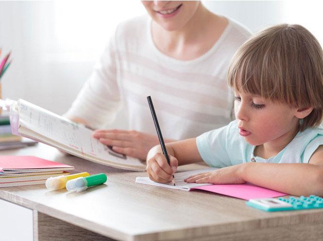 Как правильно организовать рабочее место для ребенка 3