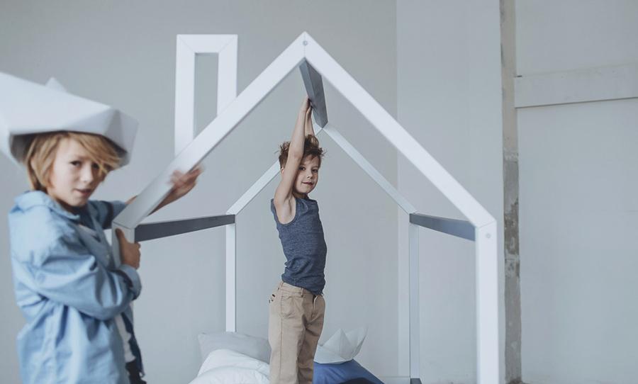 Как стильно обставить детскую комнату 1